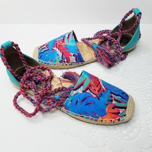 Circus by Sam Edelman Shoes - Circus by Sam Edelman lenora ankle wrap espadrille